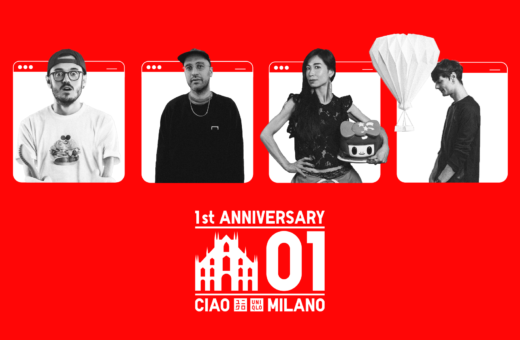 Relive the celebrations for the first year of UNIQLO in Milan
