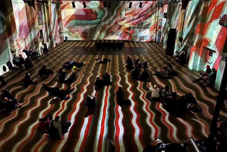 Farnesina Digital Art Experience, l'arte digitale italiana nel mondo