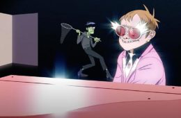 The new episode of Song machine by Gorillaz with Elton John