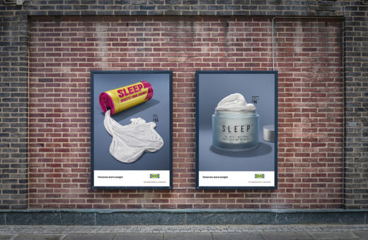 """Tomorrow Starts Tonight"", la nuova campagna di IKEA by Mother London"