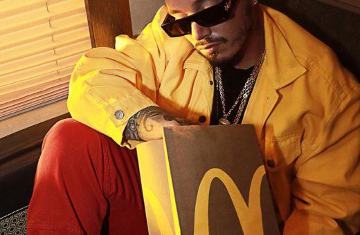 J Balvin x McDonald's, nuova collaborazione in arrivo