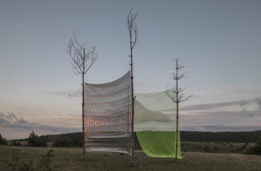 Monte Immagine, Alberonero's installation in Vallo di Nera