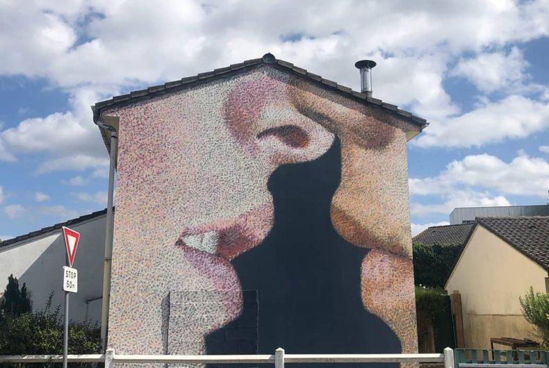 The best artwork of the festival Rouen Impressionnée