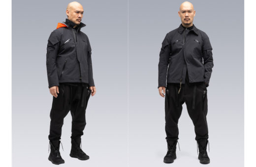 Le nuove seasonal jacket di ACRONYM