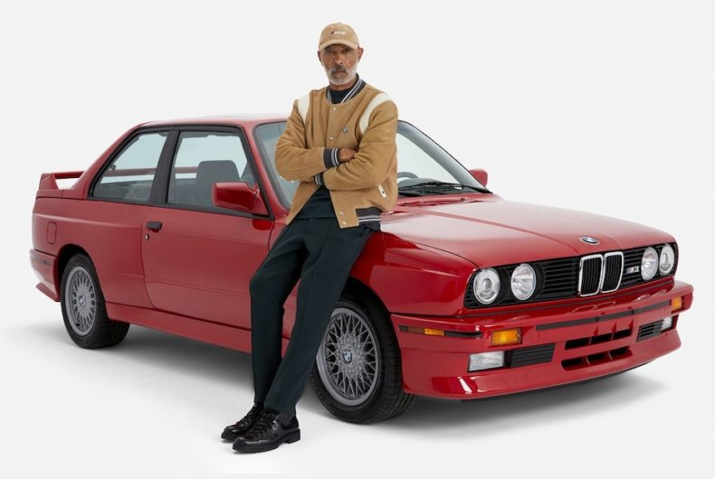 The wonderful collaboration between BMW and KITH