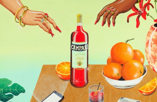 After 30 years Campari collaborates with 5 painters