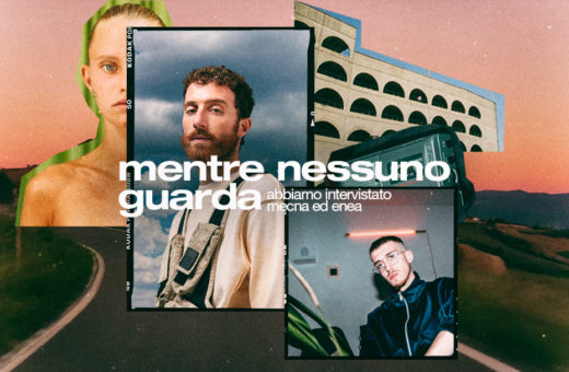"""Mentre nessuno guarda"", our interview with Mecna and Enea"