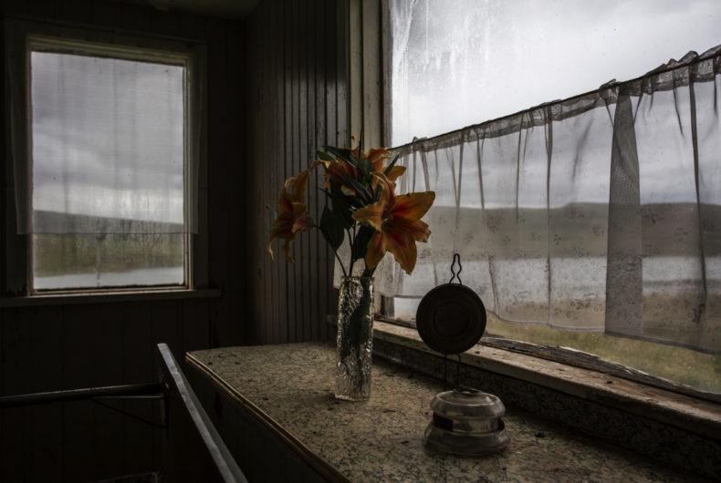 Traveling with Linda Pezzano's shots