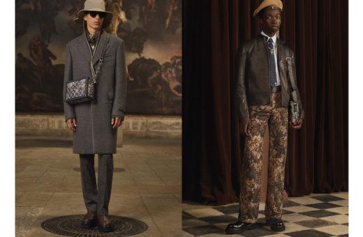 La collezione Pre-Spring 2021 di Louis Vuitton