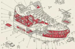 Malik Thomas and his hyper-detailed prints