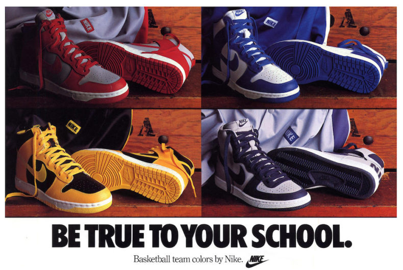 """""""The Story of Dunk"""", Nike's documentary in 6 episodes"""