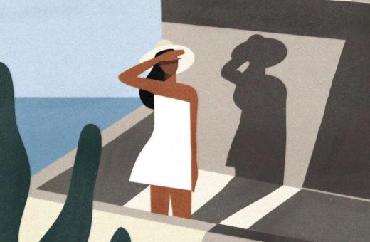 Quentin Monge dipinge l'estate in Provenza