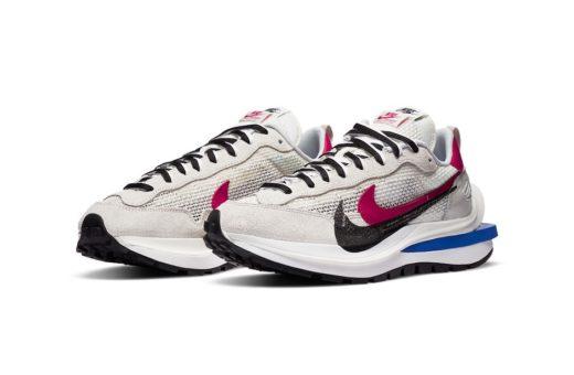 Le nuove colorway delle sacai x Nike Vaporwaffle