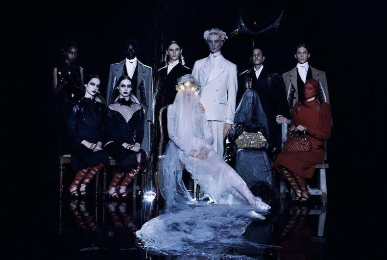 """La SS21 """"Co-ed"""" di Maison Margiela celebra il tango"""
