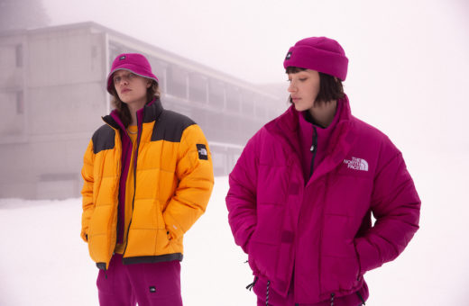 La nuova capsule Snow Rogue di The North Face