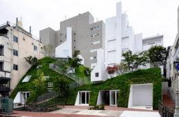Hotel Shiroiya, the innovative project by Sou Fujimoto