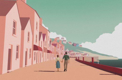 """""""South of the Circle"""", il videogioco dall'estetica vintage"""