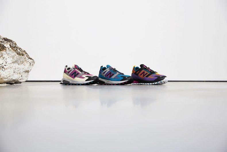 X-Racer Utility, la nuova sneaker lifestyle di New Balance