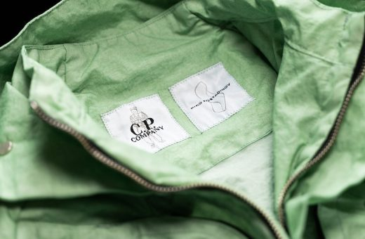 The collaboration between C.P. Company and Kiko Kostadinov