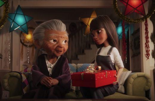 Lo spot di Disney per ritrovare lo spirito natalizio