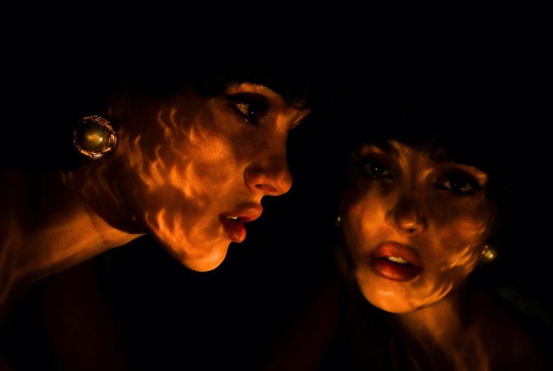 Shadows and bodies in Gioele Vettraino's shots