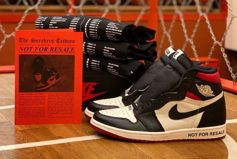 """Il """"Not for Resale"""" Pack di Special Milano"""