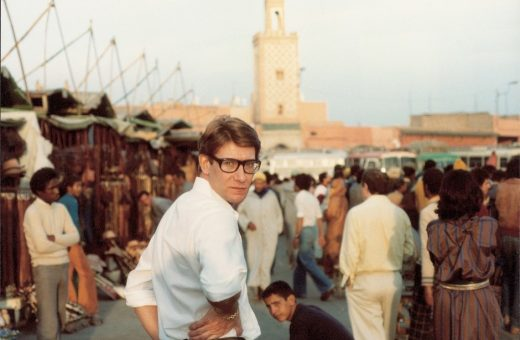 Yves Saint Laurent's love for Morocco