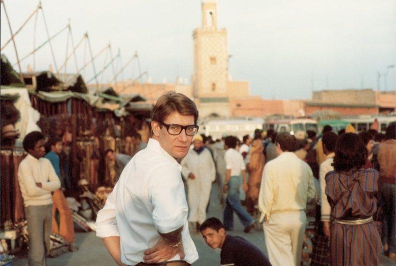 Yves Saint Laurent's love for Morocco