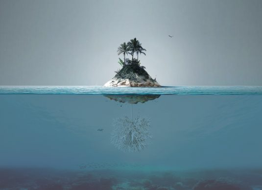 Sweep island, un'isola artificiale per l'ambiente