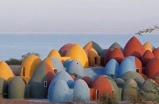 """""""Presence in Hormuz"""", il colorato progetto dello studio ZAV"""