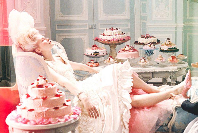 Cinematography – Marie Antoinette