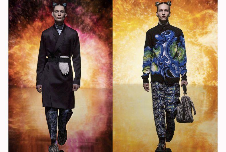 Dior e Kim Jones presentano la collezione uomo Fall 2021