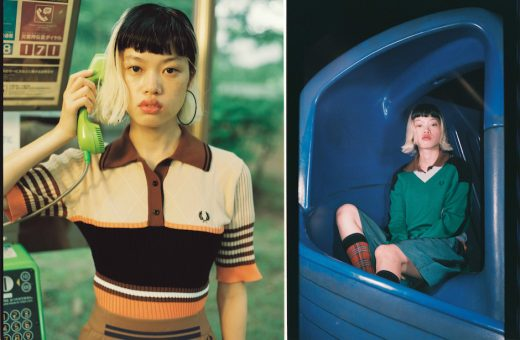 The collection FW20/21 Fred Perry x Akane Utsunomiya