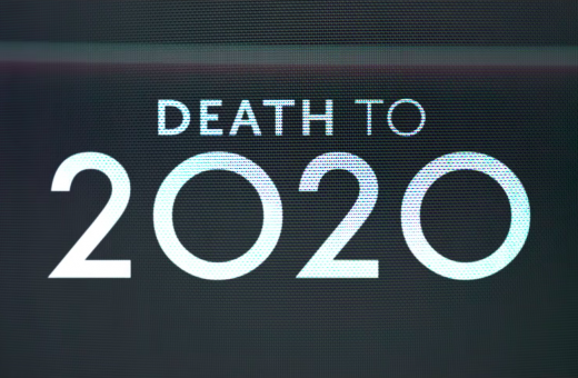 Death to 2020, the documentary of the creators of Black Mirror