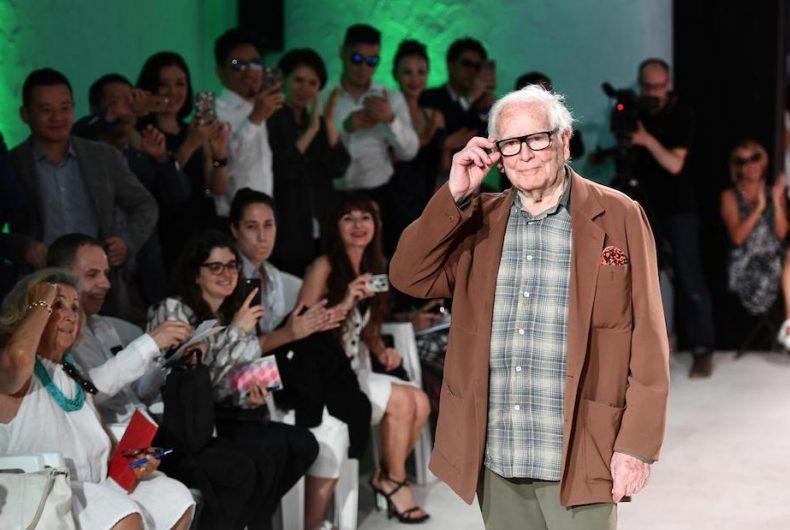 Pierre Cardin, il couturier che ci ha lasciato il futuro