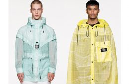 The Spring/Summer 2021 collection by Stone Island