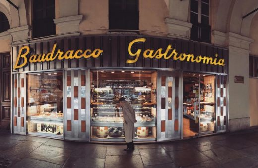 All for the Gram – The Italian Insegna
