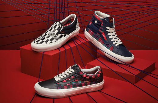 Vault by Vans x Baracuta, a timeless collection