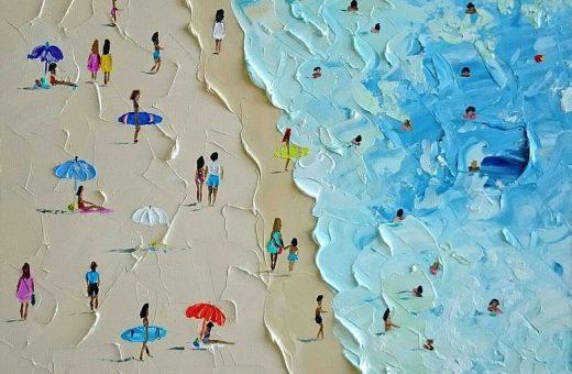 L'arte impressionista di Alena Shymchonak