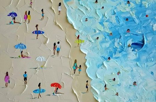 Impressionist art by Alena Shymchonak