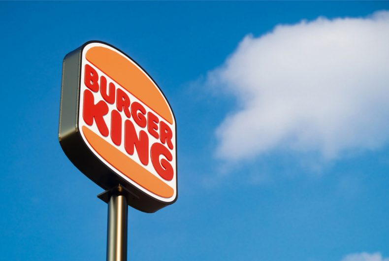 Burger King gets a makeover and changes its logo