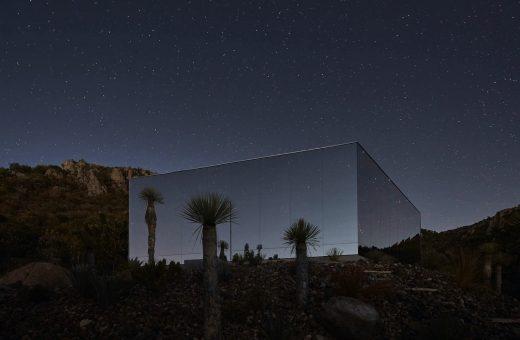 Casa Etérea, il rifugio specchiato tra la natura messicana