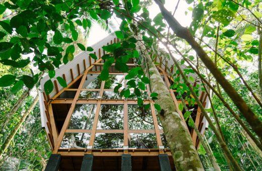 """""""Casa Macaco"""", un rifugio nel cuore del Brasile"""