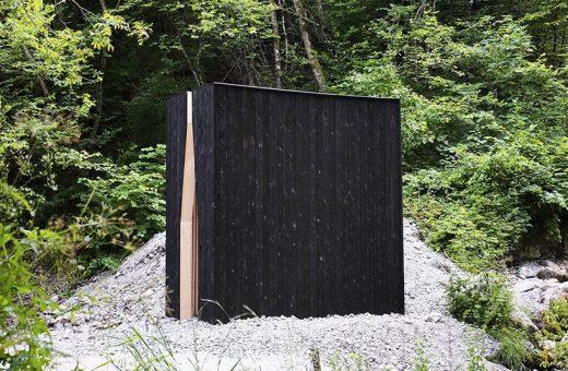 """""""Chapel of tears"""", un luogo dove isolarsi e meditare"""
