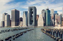Il bellissimo grattacielo dello studio Hayri Atak per New York