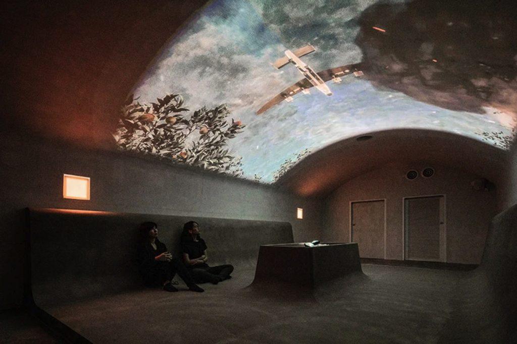 Hiddenscape, due bunker trasformati in mostre sulla guerra | Collater.al