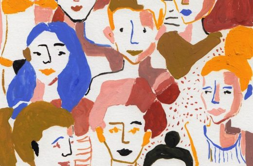 Natura e colori pastello, i quadri di Margaret Jeane