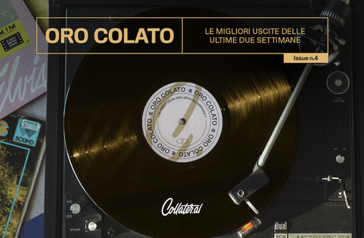 """ORO COLATO"" – issue n. 4"