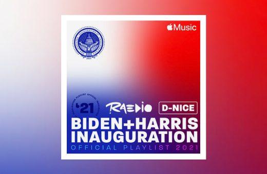 La playlist ufficiale di Biden e Harris per l'inaugurazione