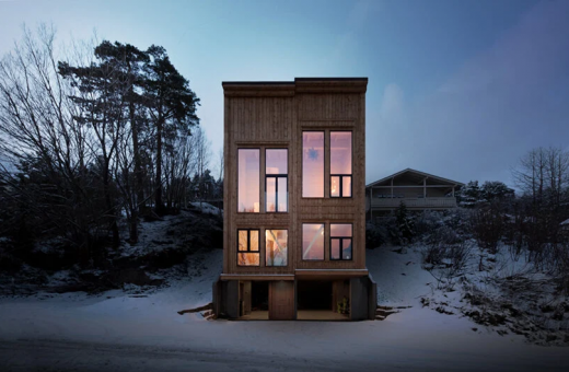 """""""Zieglers Nest"""", the latest project by Rever & Drage architects"""